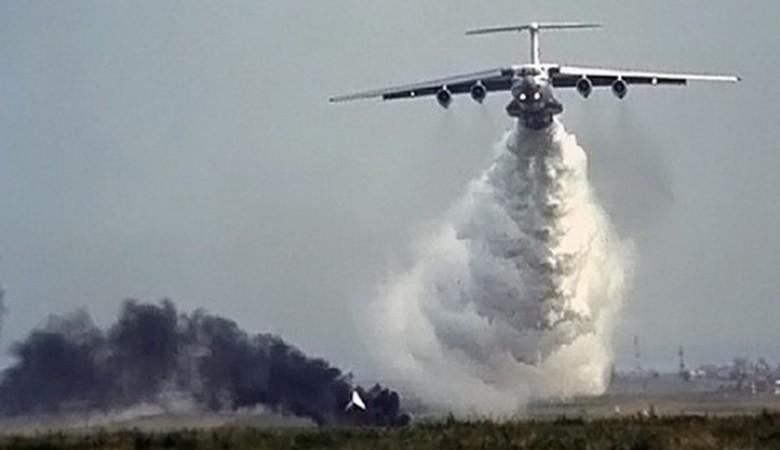 СМИ: в Бурятии закончились деньги на тушение лесных пожаров