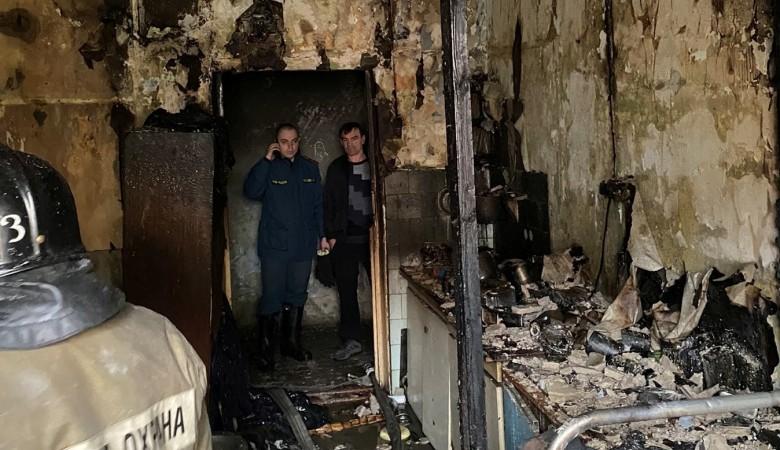 СК завел дело после гибели двух детей при пожаре в Иркутской области