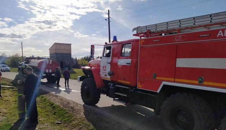 Две девочки погибли при пожаре в Иркутской области