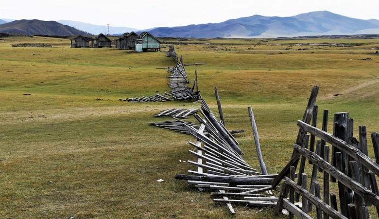 Землетрясение магнитудой 4,8 произошло в Монголии