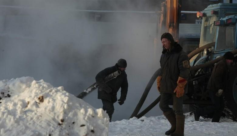 Коммунальная авария в Новосибирске: тепло обещают к 14-15 часам мск