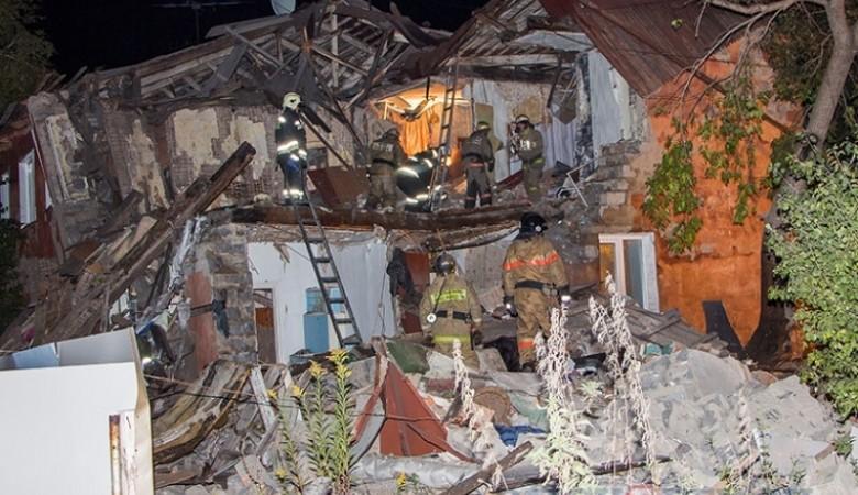 В Омске возбудили уголовное дело по факту обрушения дома