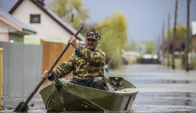 Очередная полна паводка грозит подтоплениями сотне населенных пунктов Алтайского края