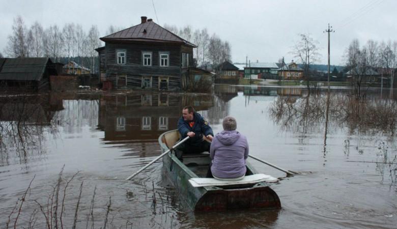 Вторую волну паводка ждут в Забайкалье
