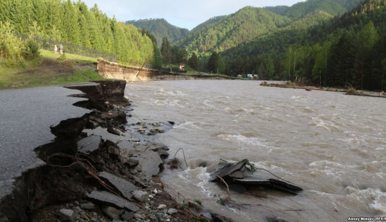Дороги Забайкалья пострадали от паводков почти на 900 млн руб