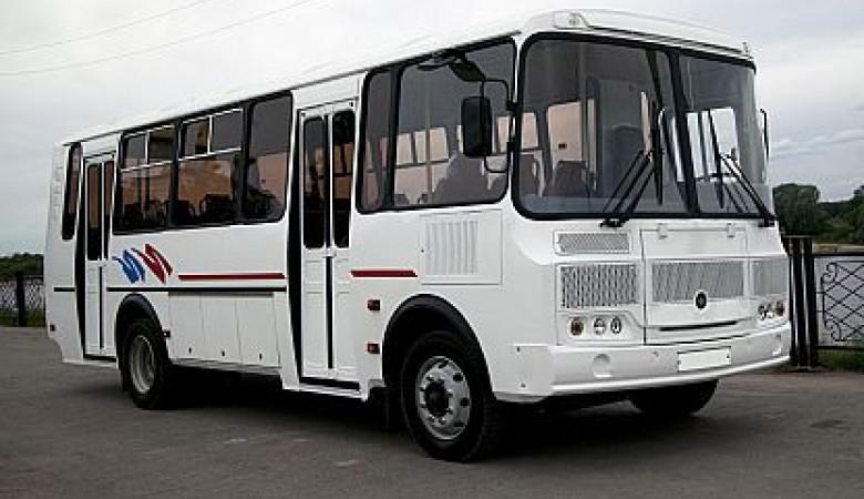 Алтайский край купит 63 новых автобуса ПАЗ до конца года