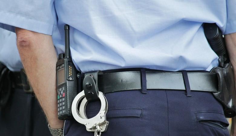Томич пнул полицейского в лицо и получил за это около 2 лет колонии