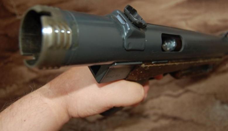 В Омске мужчина застрелился из самопала, устроив при этом пожар