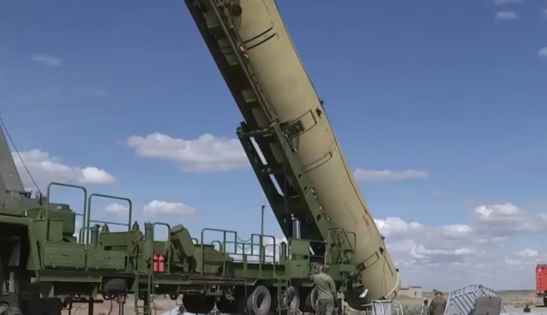 Российские военные провели очередное испытание ракеты системы ПРО в Казахстане