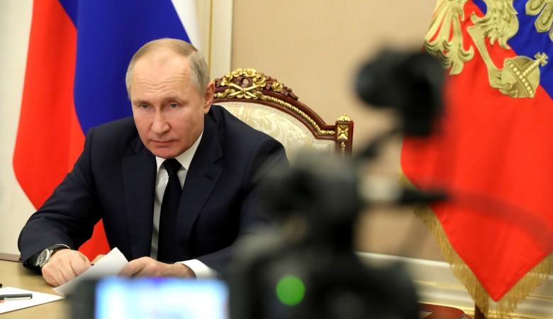 Путин пообещал разобраться в деле сына бывшего иркутского губернатора Левченко