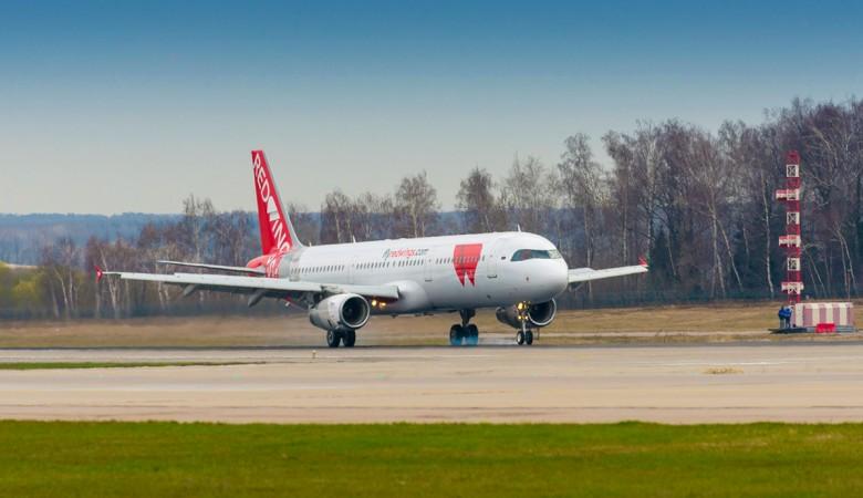 Red Wings запускает субсидируемый рейс из Перми в Омск