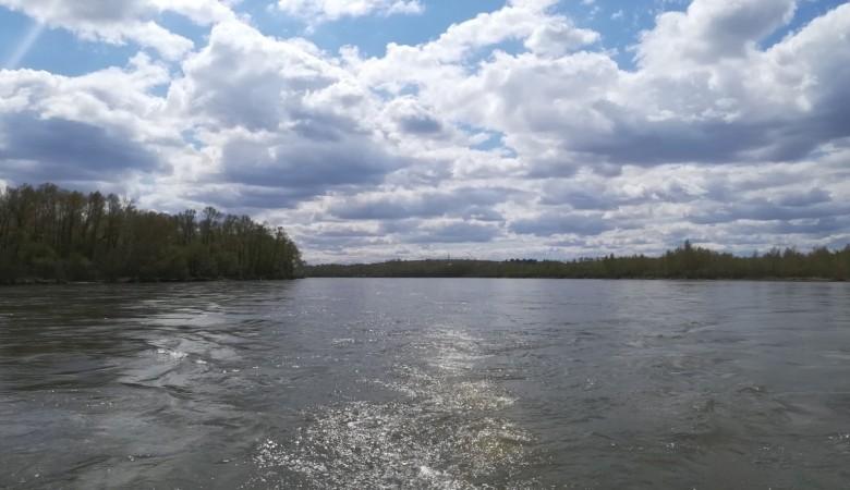 Река Абакан в Хакасии может выйти из берегов - МЧС