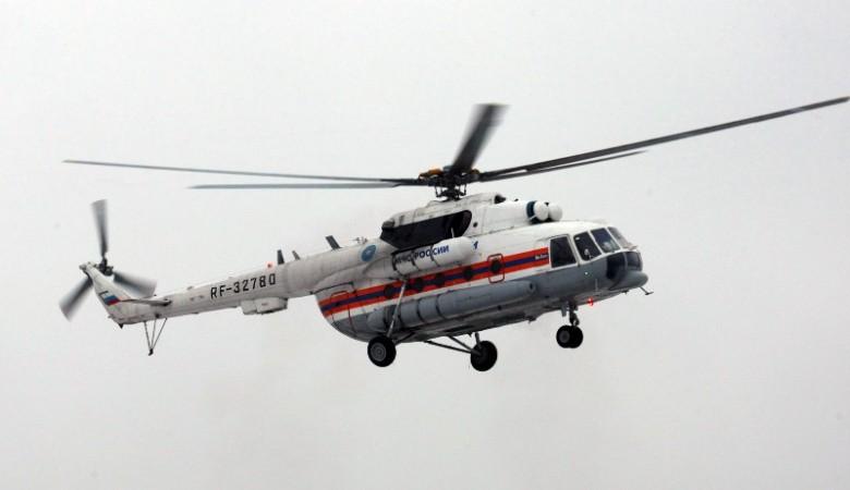 Пропавших в Хакасии рыбаков ищут с вертолета