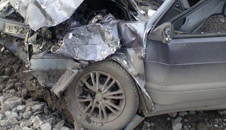 В Улан-Удэ «Лифан» протаранил «Хонду»: двое погибли на месте