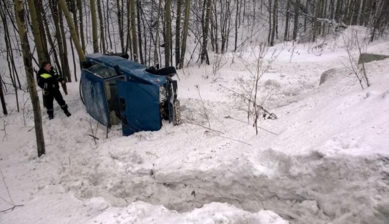 ДТП в Красноярском крае: двое погибших, четверо в больнице