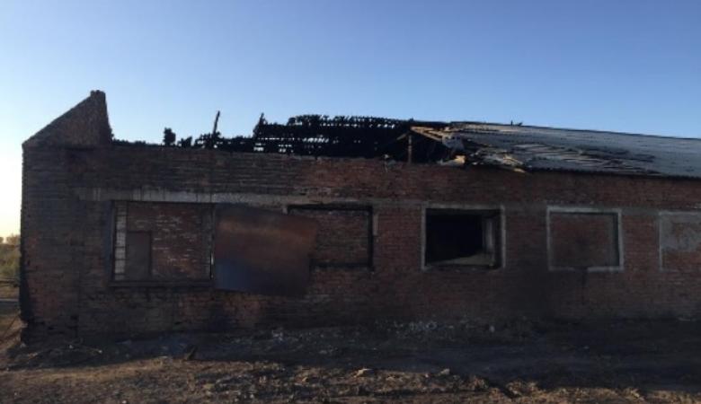 Фермер погиб при взрыве на складе нефтепродуктов в Славгороде