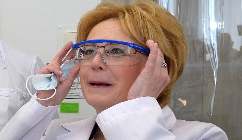 Глава Минздрава заявила о создании в России индивидуальных лекарств