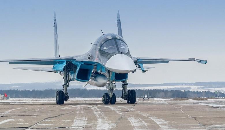 Новосибирский авиазавод поставил ВКС РФ в этом году 10 бомбардировщиков Су-34