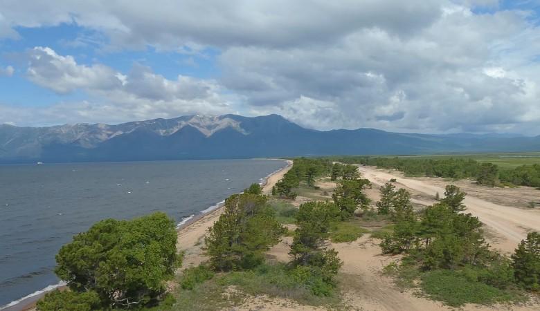 Землетрясение произошло около полуострова Святой Нос на Байкале
