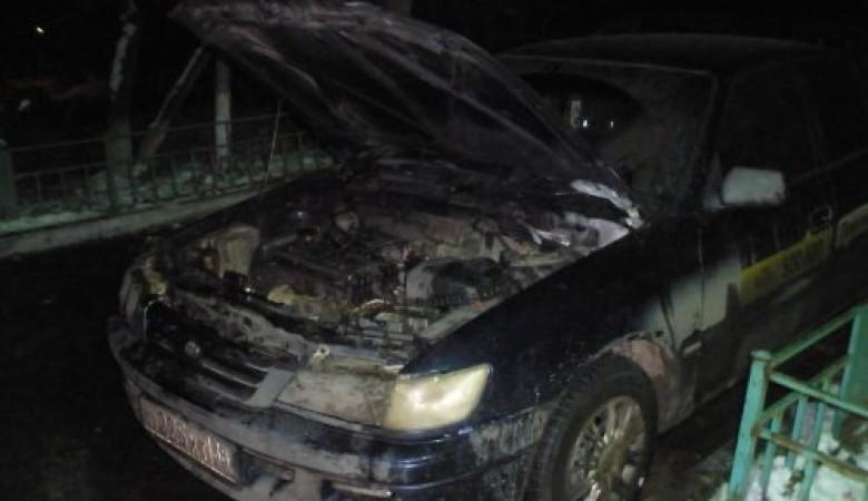 Конкуренция по-иркутски: поджигатели уничтожают автомобили фирмы такси
