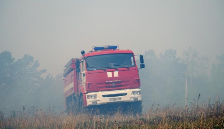 Технику, работавшую на тушении пожаров в Приангарье, оставят в регионе