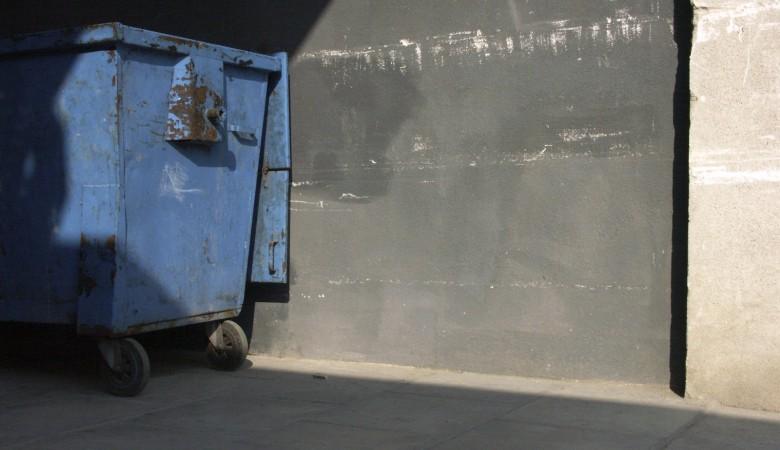 Жители Ачинска обнаружили в мусорном баке тело новорожденного ребенка