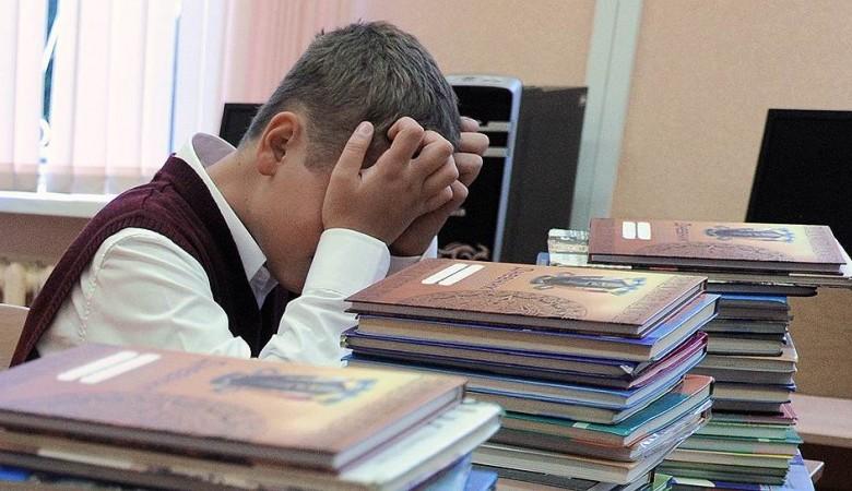 На Алтае детям не хватает учебников