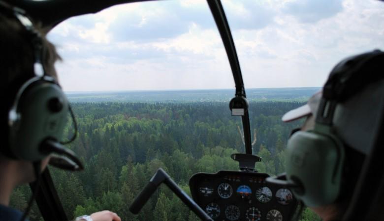 Летающие над Алтайским заповедником вертолеты заинтересовали прокуратуру