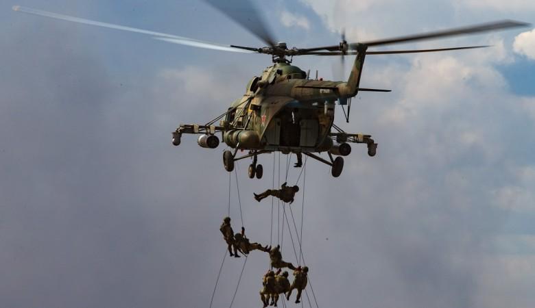 Учения военных РФ и Казахстана завершились в Туве