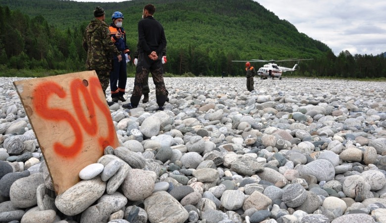 Следователи работают на месте крушения Ан-2, пропавшего в 2020 году
