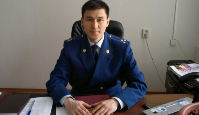 Заместитель Восточно-Сибирского транспортного прокурора стал судьей