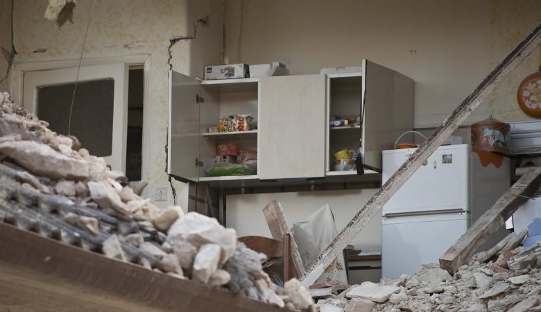 Жертвами землетрясения в КНР стали три человека, пострадали 60 человек