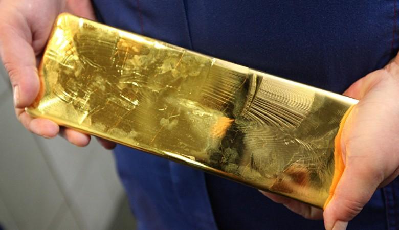 Слитки золота найдены в телевизоре в поезде